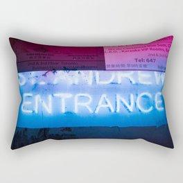 St. Andrew (Urban Night, Urban Lights 8) Rectangular Pillow