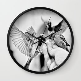 Urban Musketeers Wall Clock