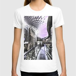 Kings Cross Station Art T-shirt
