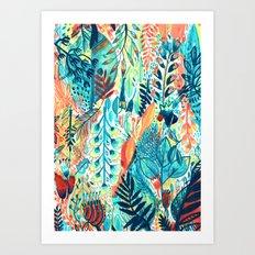 Pattern 27 Art Print