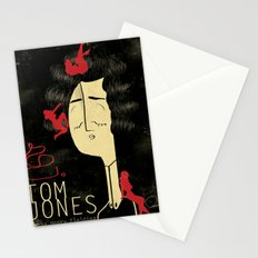 Tom Jones Stationery Cards