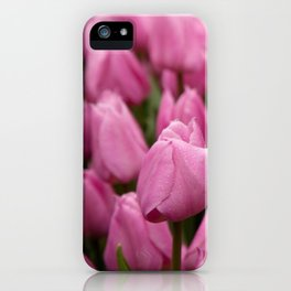 I believe in pink iPhone Case