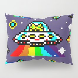 Cats Invaders Pillow Sham