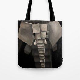 Elephant² Tote Bag