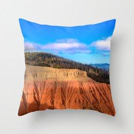 Morning 6003 - Cedar Breaks National Monument, Utah Throw Pillow