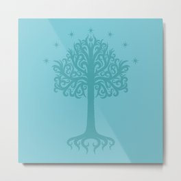 the ancient tree Metal Print