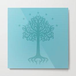 the ancient tree Metal Print