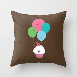 A Light Snack Throw Pillow