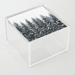 The White Bunch Acrylic Box