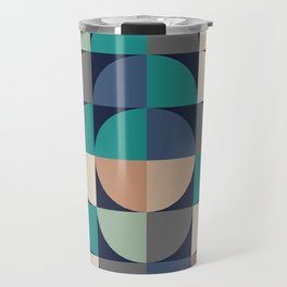 Gestalt Geometric Travel Mug