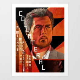 Collateral Art Print
