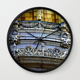 It's All About the Details Wall Clock