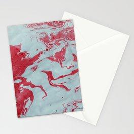 Suminagashi 18 Stationery Cards