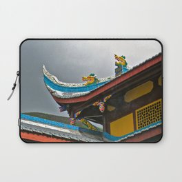 Temple Rooftop Laptop Sleeve