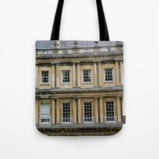 The Crescent, Bath Tote Bag
