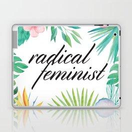Radical Feminist Laptop & iPad Skin