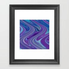 Midnight Melody Framed Art Print