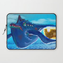 Your transport is here Laptop Sleeve