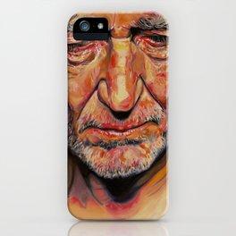 Willie iPhone Case