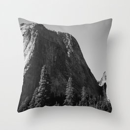 El Capitan II Throw Pillow