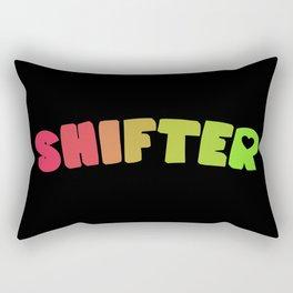 Shifter (Aroflux) Rectangular Pillow