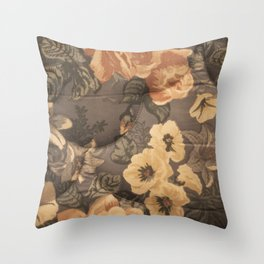 Lie Down Throw Pillow