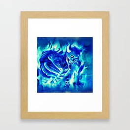 susanoo Framed Art Print