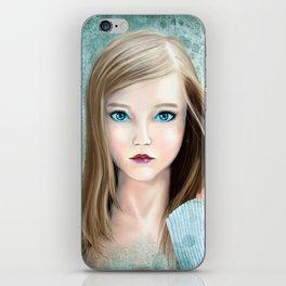 Young Schmiel iPhone Skin