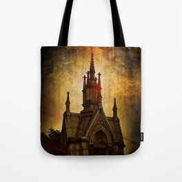 Gothic Sweet Gothic Tote Bag