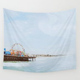 santa monica ii / california Wall Tapestry