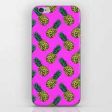 Neo-Pineapple - Miami iPhone & iPod Skin
