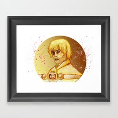 Rains Of Castamere Framed Art Print