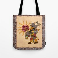 et Tote Bags featuring Et Peyum by BohemianBound