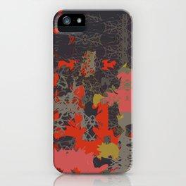 Energy Square 2 iPhone Case