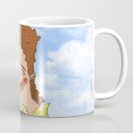 Pool Gal Coffee Mug