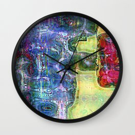 Shape 53 Wall Clock