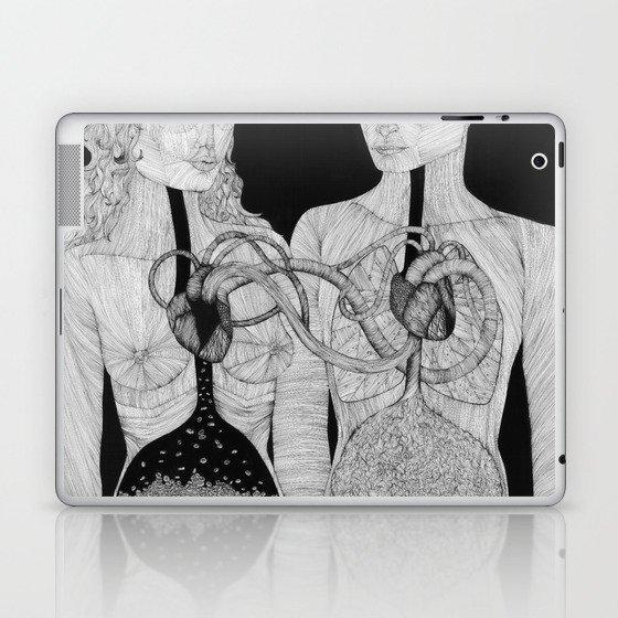 Höra ihop Laptop & iPad Skin