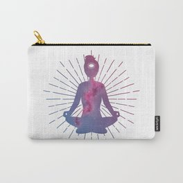Open Your Third Eye To The Universe Carry-All Pouch