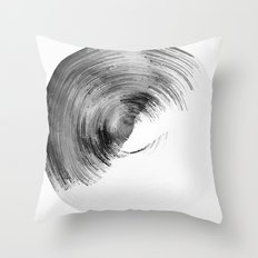 ArcFace  -  Dalì Throw Pillow