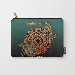 Fenghuang and Qilin Carry-All Pouch