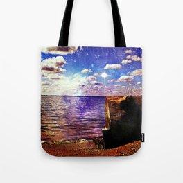Magic Lake Tote Bag