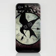 Tick Tock iPhone (4, 4s) Slim Case