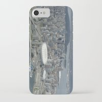 vancouver iPhone & iPod Cases featuring Vancouver by Mel Forshee