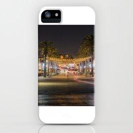 Hermosa Night Life iPhone Case