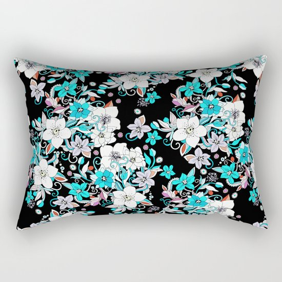 Hellaborus III Rectangular Pillow