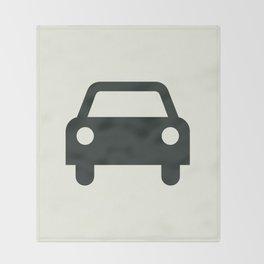 Car Throw Blanket