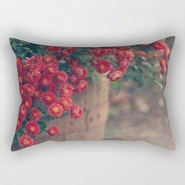 Never An Awkward Silence Rectangular Pillow