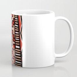 Aztec lino print Coffee Mug