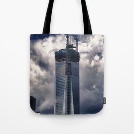 Freedom Tower Tote Bag