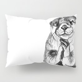 Otterly adorable Pillow Sham